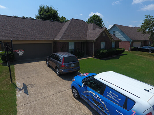 residential roof in memphis tn