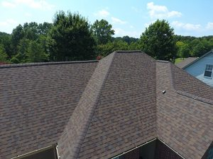 roof shingle replacement