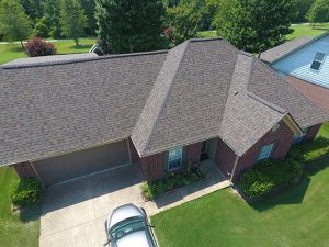 shingle roof installation memphis tn - top left