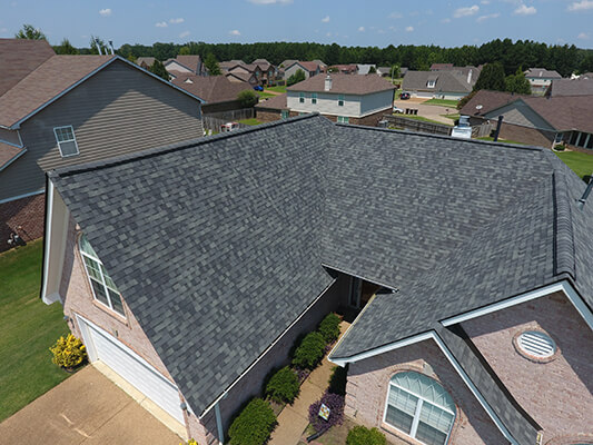 tennessee asphalt shingle