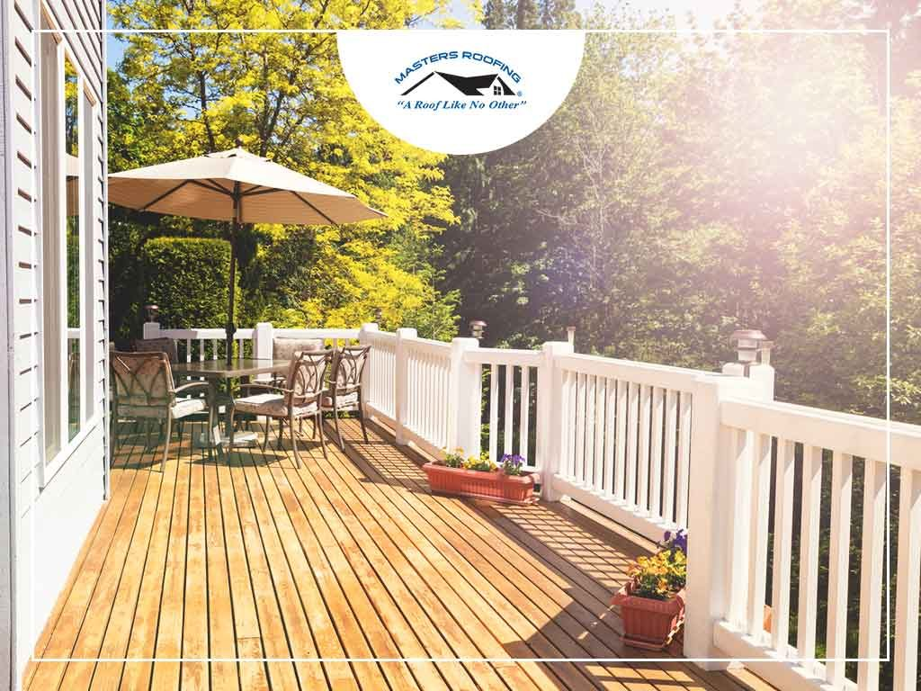 4 Signs You Need a New Outdoor Deck
